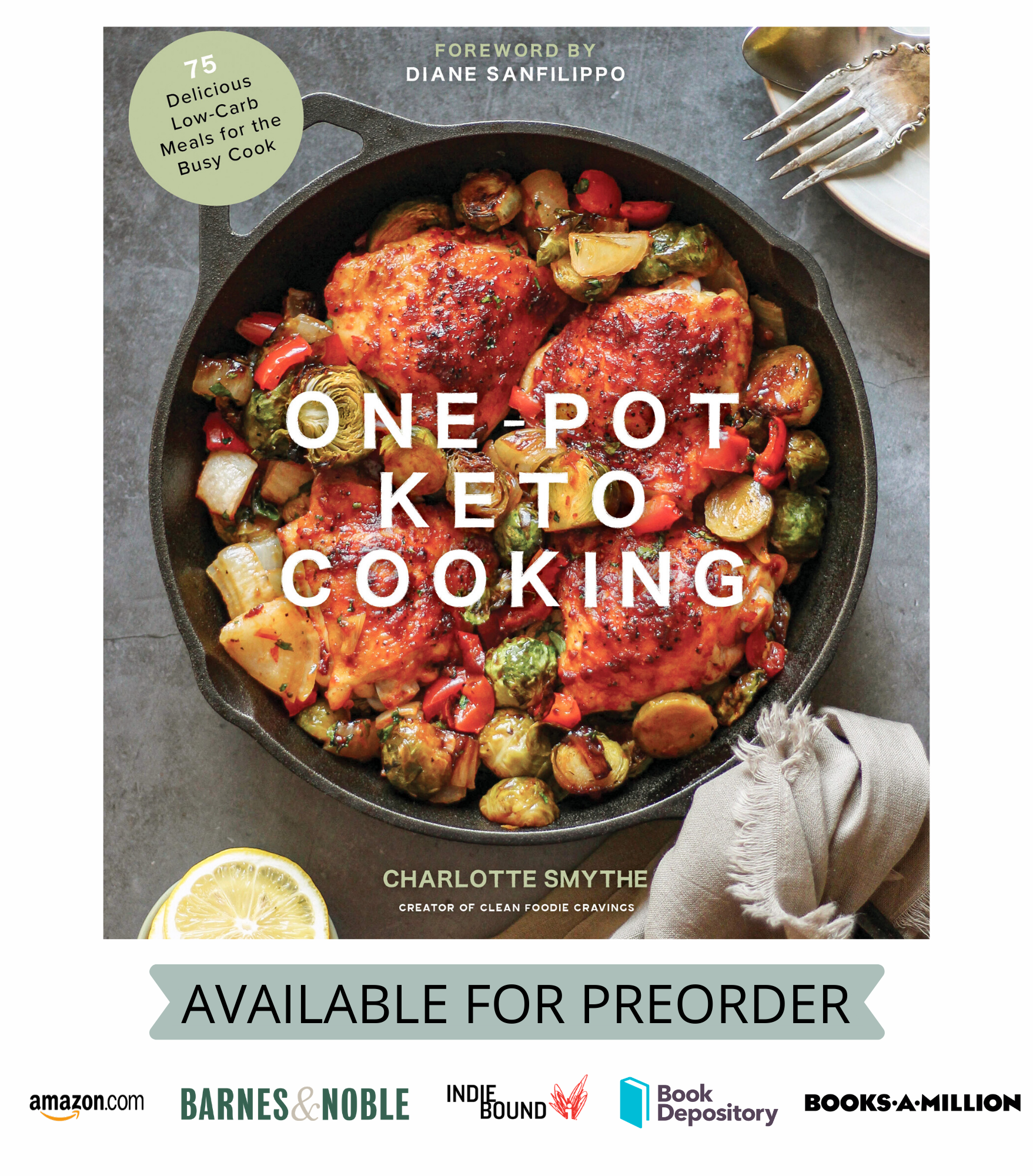 ONE POT KETO COOKING